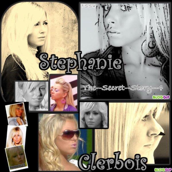 Stephanie Clerbois