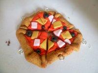 Une p'tite part de pizza ? ;)