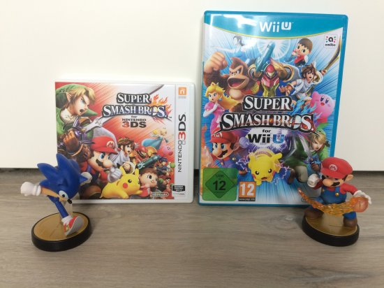 Test: Super Smash Bros. for 3DS & WII U
