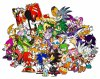 Mon top 3 personnages féminin Sonic préféré!