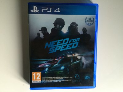 Test: Need for Speed PS4