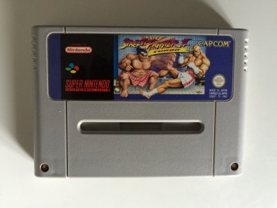 Moment retrogaming: Super Street Fighter II Turbo (Super Nintendo)