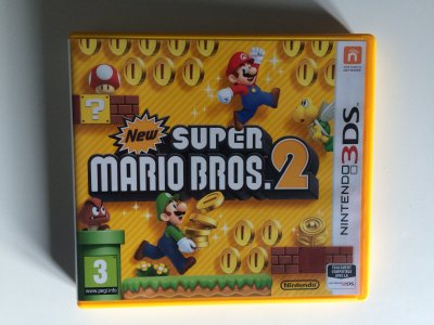 Test: New Super Mario Bros. 2 (3DS)