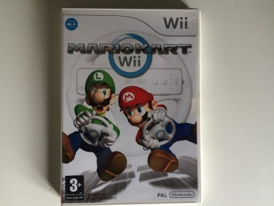 Mon top 5 Mario Kart!