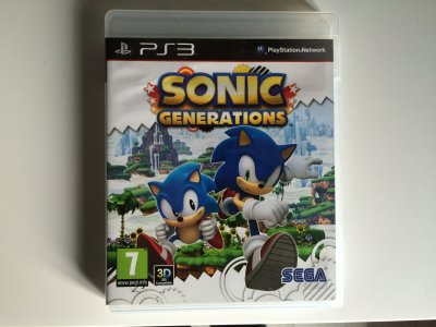 Test: Sonic Generations (PS3)