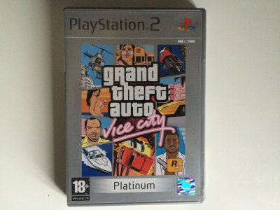 Moment retrogaming: GTA Vice City (PS2)