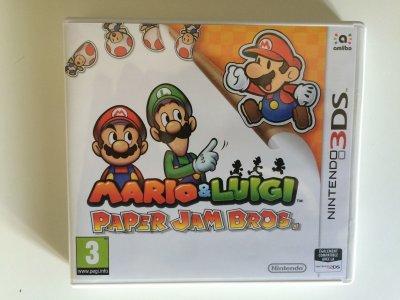 Test: Mario & Luigi Paper Jam Bros (3DS)