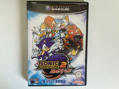 Moment retrogaming: Sonic Adventure 2 Battle (GameCube)