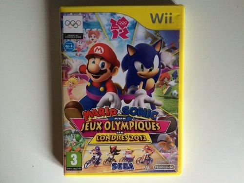 Test: Mario & Sonic aux Jeux Olympiques de Londres 2012 (Wii)