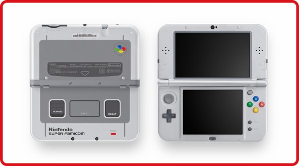 News: la New Nintendo 3DS Edition SNES bientôt au Japon!