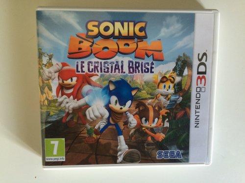 Test: Sonic Boom - le Cristal Brisé (3DS)