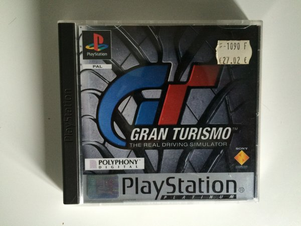 Moment retrogaming: Gran Turismo (Playstation 1)