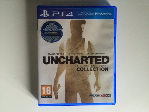 Test: Uncharted Nathan Drake Collection (PS4)