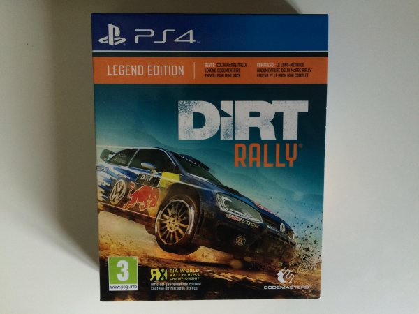 Test: DiRT Rally (PS4)