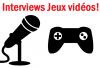 Recherches: personnes pour interview sur les jeux vidéo!