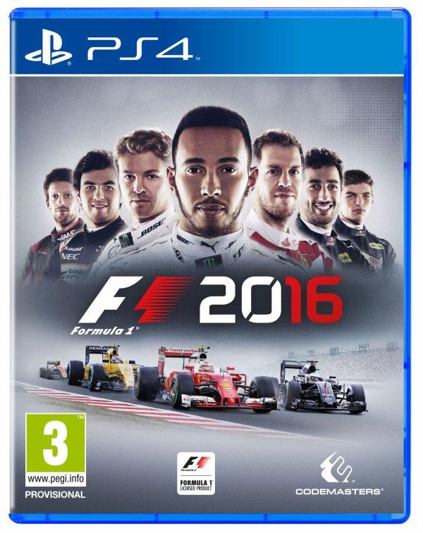 News: Codemasters annonce F1 2016 sur PS4, Xbox One et PC!