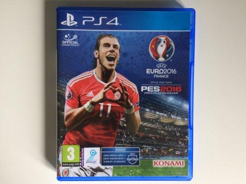 Test: PES - UEFA Euro 2016 (PS4)