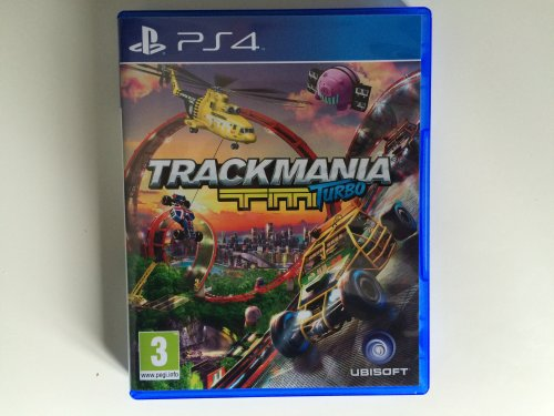 Test: Trackmania Turbo (PS4)