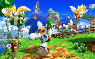 Sonic a 25 ans!