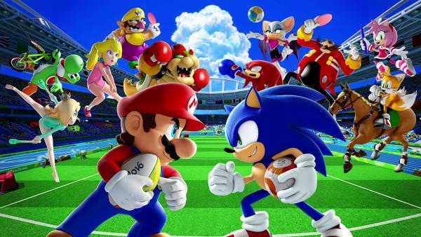 Test: Mario & Sonic aux Jeux Olympiques de Rio 2016 (Wii U)