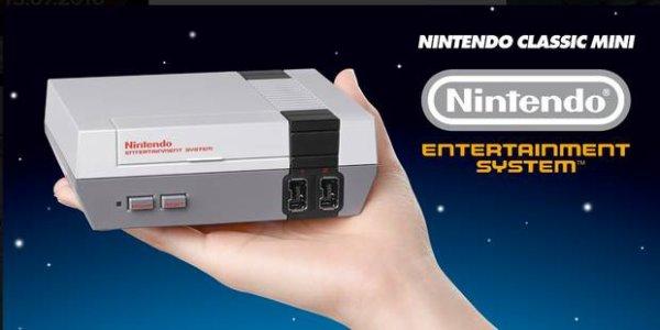 News: Nintendo va sortir une réédition de la NES!