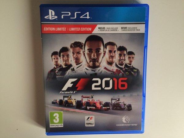 Test: F1 2016 (PS4)
