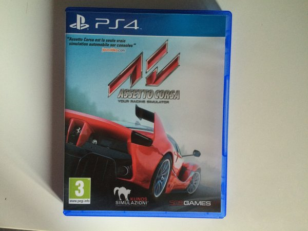 Test: Assetto Corsa (PS4)
