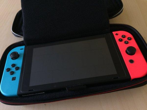 Quel housse pour la Nintendo Switch?