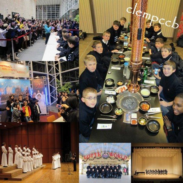 TOURNEE PCCB COREE 2010