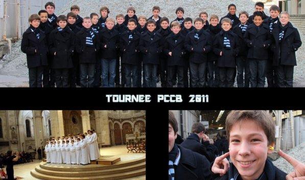 TOURNEE PCCB JANVIER/FEVRIER 2011