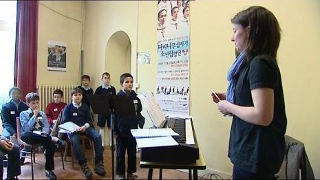 L'Yonne accueille Les Petits Chanteurs à la Croix de Bois