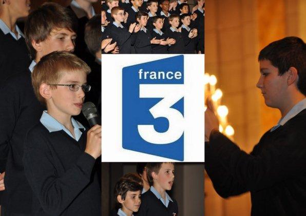 SOIREE TV AVEC LES PCCB - FRANCE 3