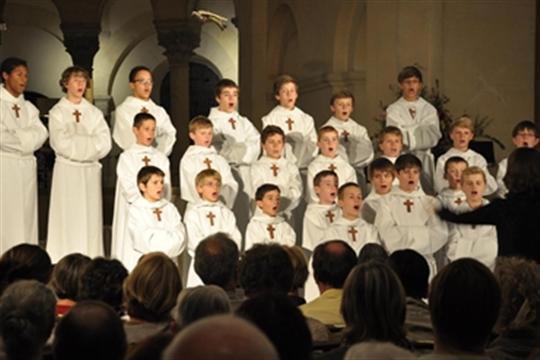 Petits Chanteurs, grand talent...