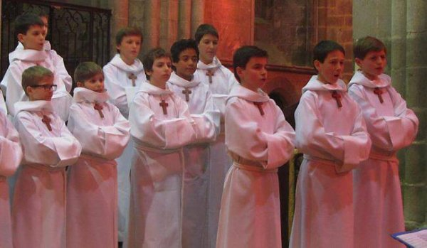 450 mélomanes pour les Petits Chanteurs à la Croix de Bois - Dol-de-Bretagne
