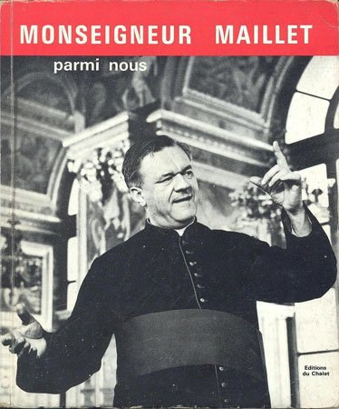 HOMMAGE A MGR MAILLET