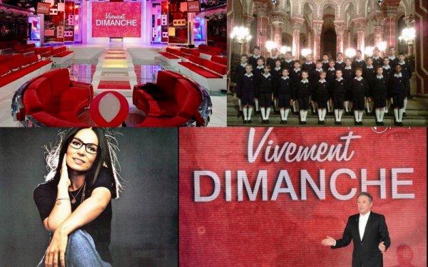 VIVEMENT DIMANCHE FRANCE 2 ET LES PCCB