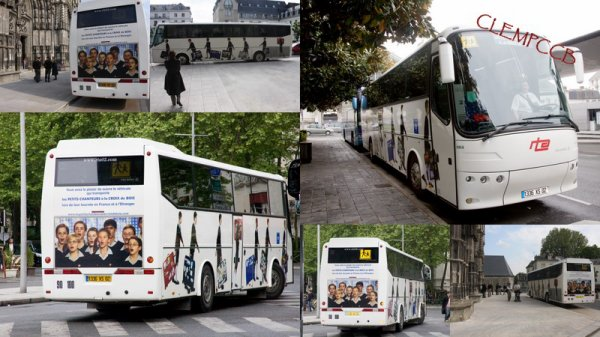 TOURNEE PCCB  France (Du 17 mars au 21 mars 2012)