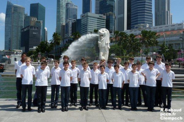 PHOTOS DIVERS PCCB SINGAPOUR