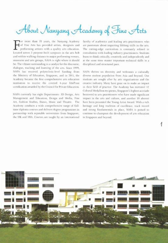 """PROGRAMME PCCB SINGAPOUR/CHINE 2012"""