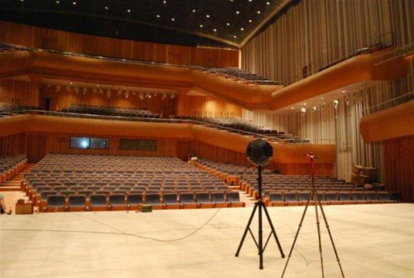 Concert à Xi'an le 31 mai au Xi'an Concert Hall.