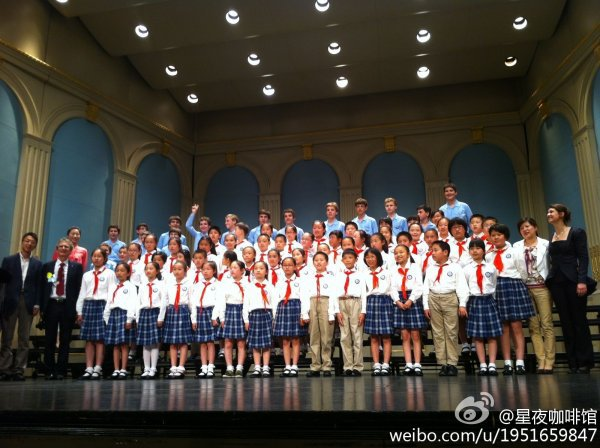 PHOTOS TOURNEE PCCB SINGAPOURE/CHINE 2012