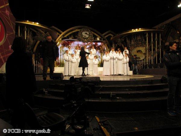 TOURNEE PCCB COREE 2012 (CHAINE TV SBS)