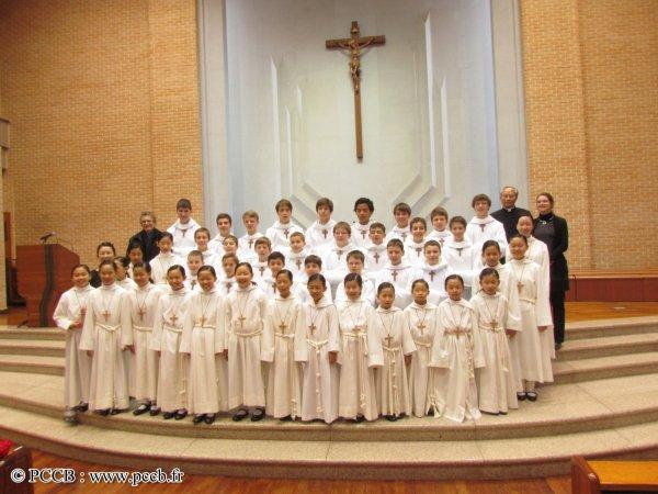TOURNEE PCCB COREE 2012