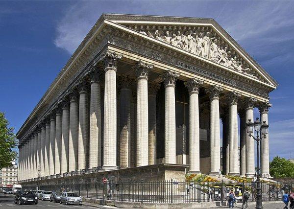 CONCERT ISOLE EN L'EGLISE DE LA MADELEINE A PARIS (40 PCCB!)