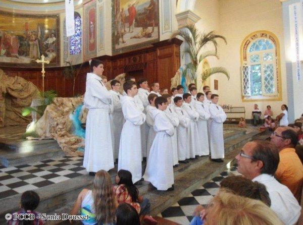 Concert à la Cathédrale de Saint-Denis de La Réunion - Dimanche 14 Avril 2013