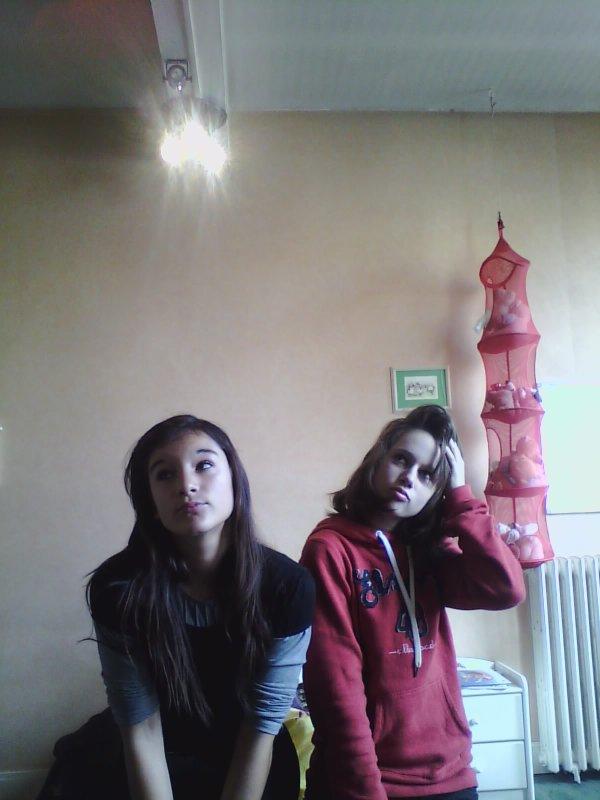 Mathilde & Mwa ;)