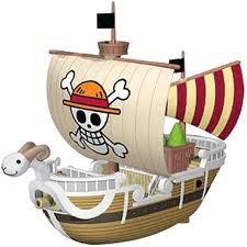 le 1er navire de luffy : mery