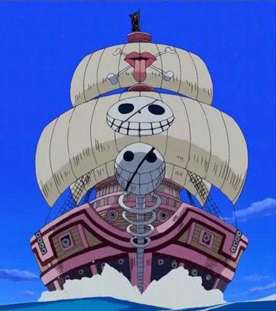 le navire de bellamy
