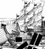 le navire de shanks