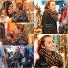 27 Juin 2011 : Miley du shopping accompagnée de sa mére Tish, Denika sa maquilleuse et Vijat Mohindra à Sydney.